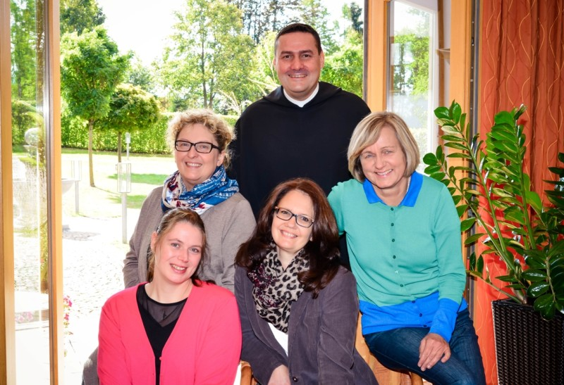 Das Gästehaus-Team | © Augustiner-Vikariat Wien | Foto: Heidi Kufner