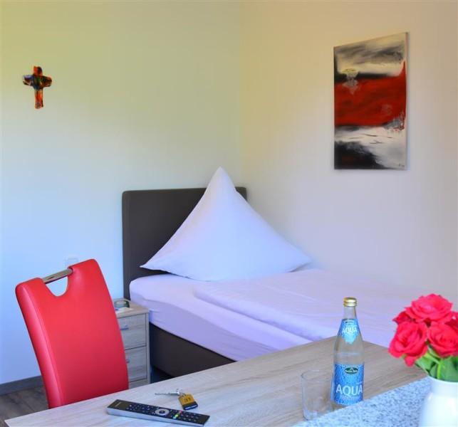 © Augustiner-Vikariat Wien | Gästehaus | Einzel-Gästezimmer | Foto: Heidi Kufner