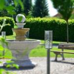 © Augustiner-Vikariat Wien | Gästehaus | Sommerterrasse | Feste & Feiern | Foto: Heidi Kufner