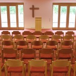 © Augustiner-Vikariat Wien | Augustinus-Saal mit 50 Sitzplätzen